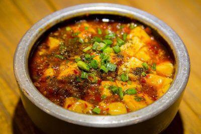 豆腐チゲの器