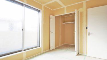 一人暮らしの部屋は、収納スペースの少ない物件を選べ?