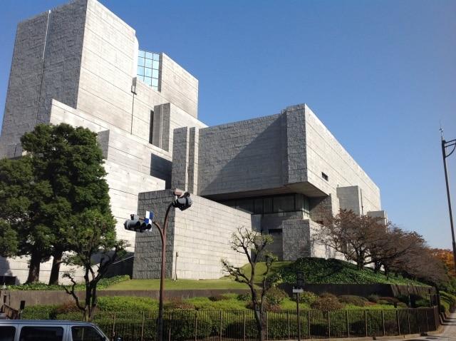最高裁判所の外観