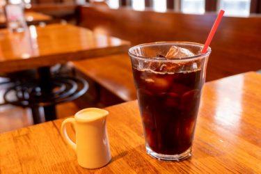 「モスバーガー」のコーヒーが眠気覚ましに効果あり?